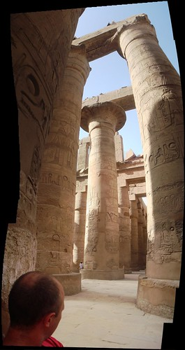 Karnak Temple: Height of Hypostyle | by BetterLifeCycle