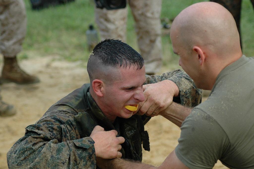 Marine Corps Martial Arts Grappling Jimmy Shea Flickr