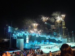 Opening Ceremony of Singapore YOG 2010 | by coolinsights