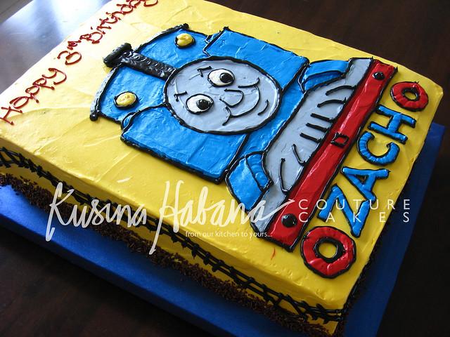 Thomas Sheet Cake Explore Kusina Habana S Photos On