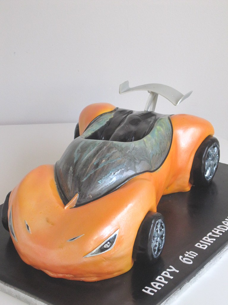 lotus concept car for hot wheels |  two last minute car c… | flickr
