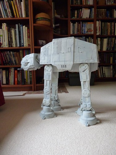 AT-AT repaint after | by Autistry Studios