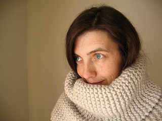 Big dove cowl | by coco knits