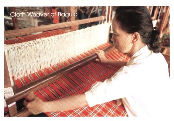 cloth weaver baguio city philippines renae gregoire
