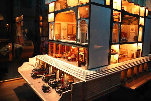 Queen Mary's Dolls' House, Windsor Castle | Kasia Stepien