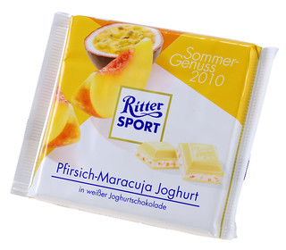 Ritter Sport Pfirsich-Maracuja Joghurt | by cybele-