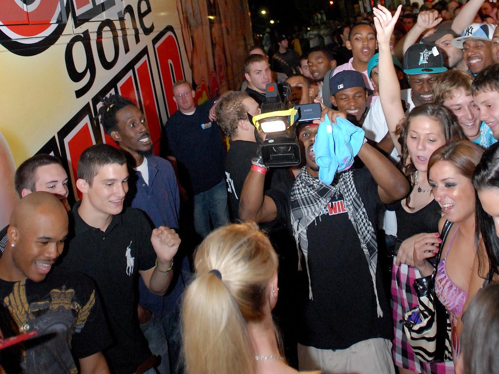 Girls Gone Wild  Shot 2009 In Morgantown, West Virginia -2095
