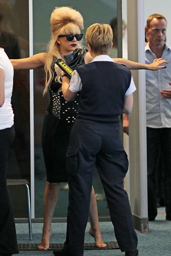 Lady GaGa @ Vancouver Airport 2 | by LittleMonstersGallery