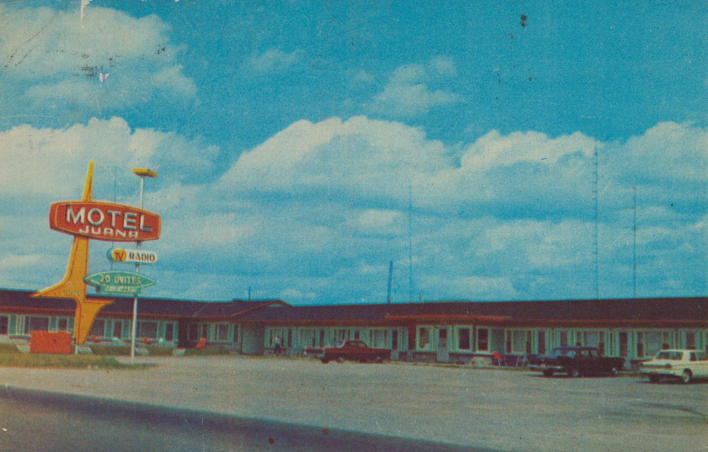 Juana Motel - Louiseville, Quebec