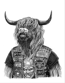 metal-cattle | by *susa