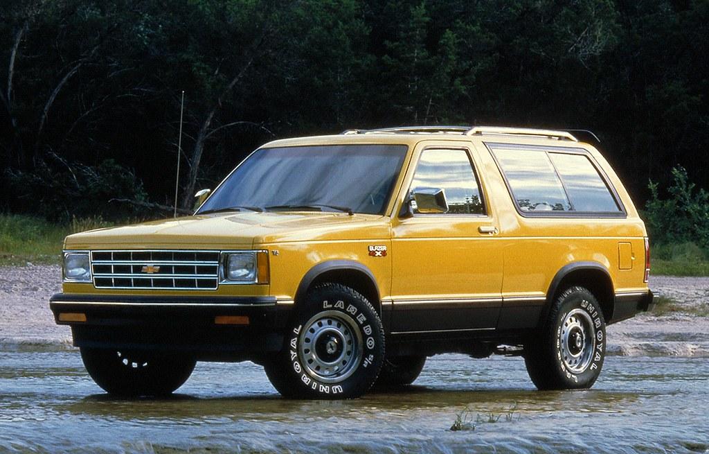 1983 Chevrolet Blazer S-10 4X4 SUV | coconv | Flickr