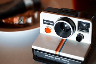 Polaroid Land Camera | by simon.carr