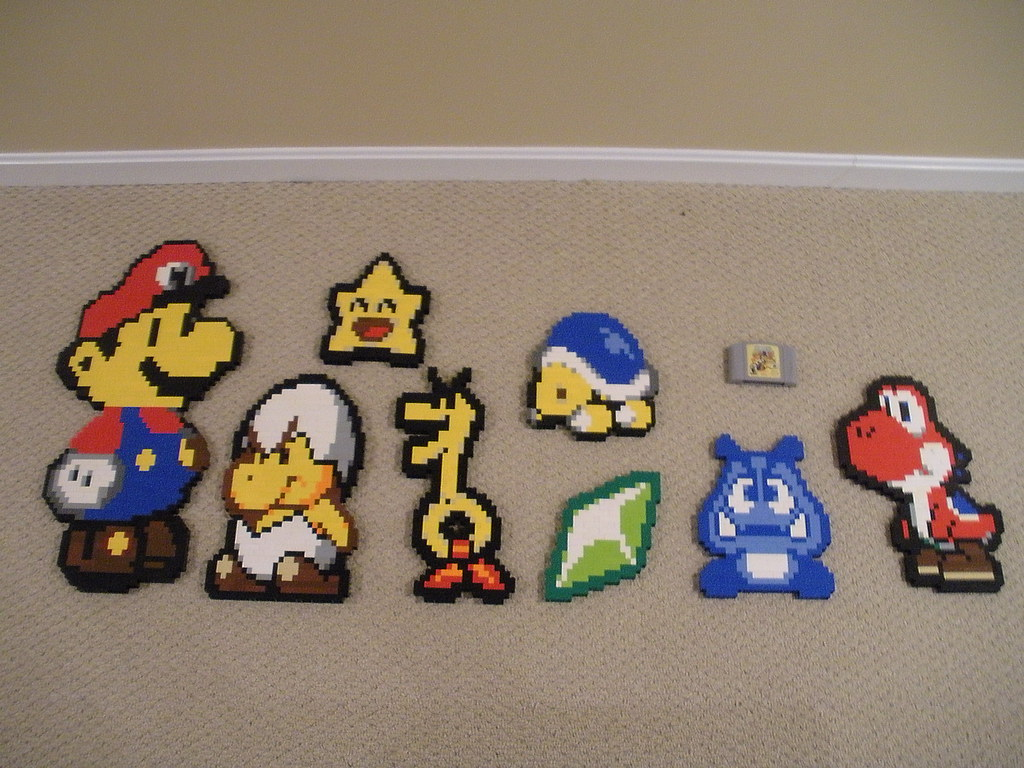 Room New Mario Bros