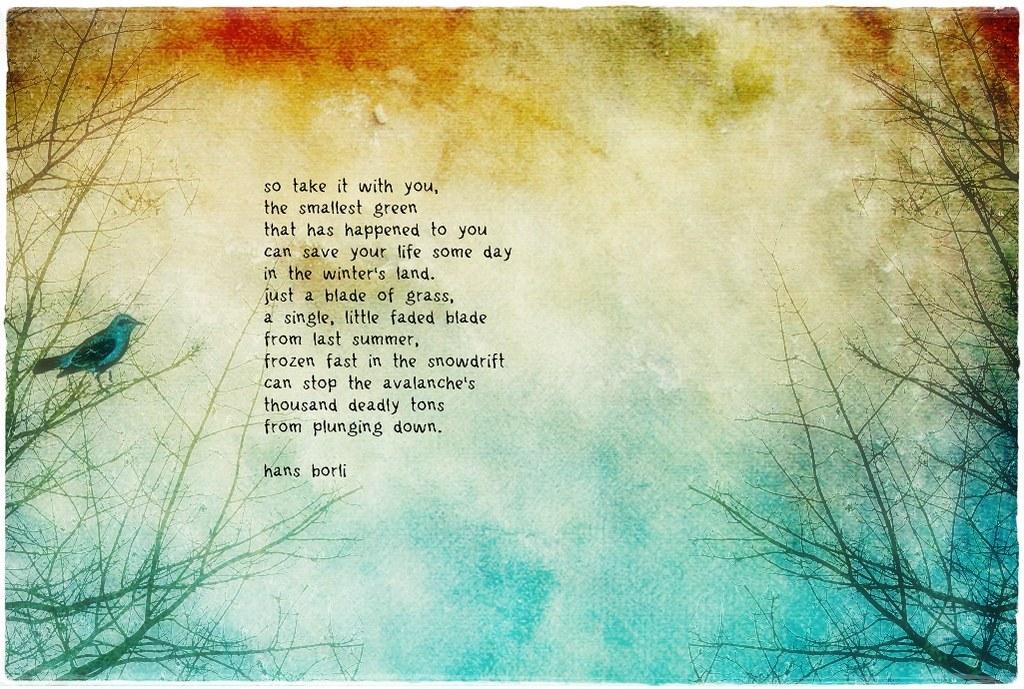 Poem Design Templates