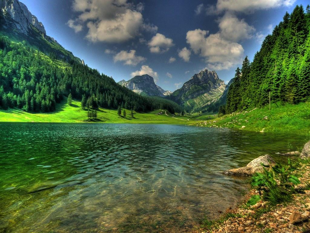 Sämtisersee, Appenzell, Schweiz II   Blindtoyclub   Flickr