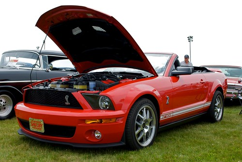 2005 Shelby GT 500 Convertible | by Jeff Smith