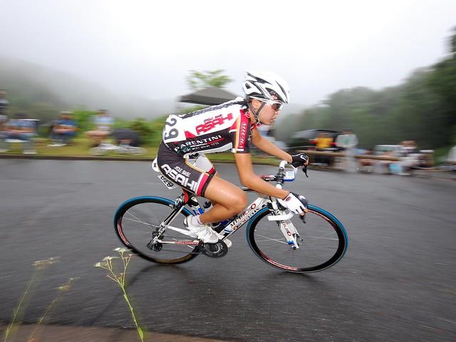自転車ロードレース2010 女子 ...