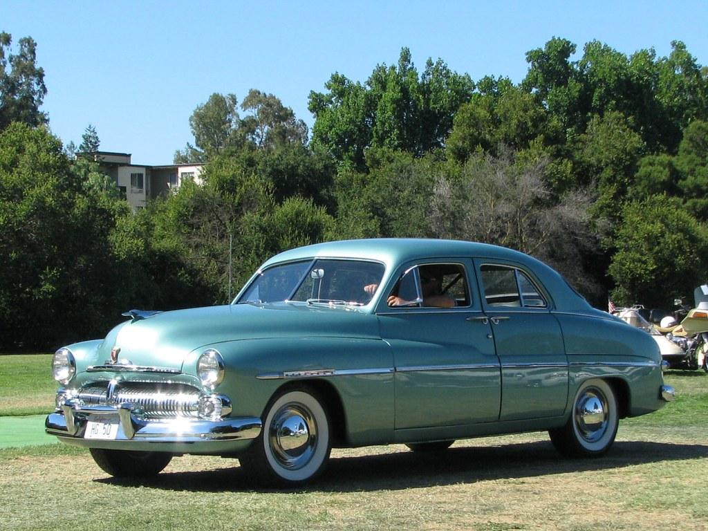 1950 mercury 4 door sedan 6 photographed at the palo for 1946 mercury 4 door sedan