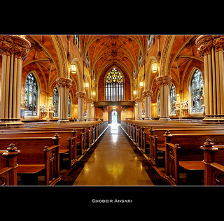 Cathedral of the Immaculate Conception - Albany, NY | by Shobeir