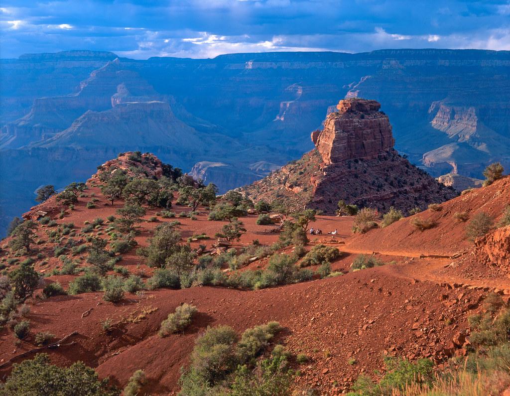 411 South Kaibab Trail Grand Canyon Cedar Ridge