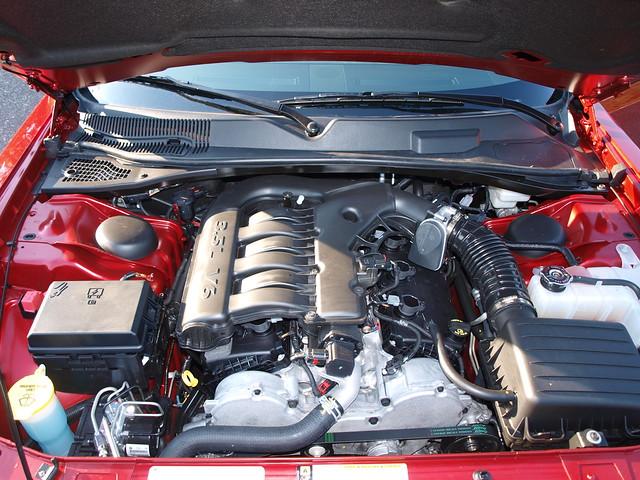2010 Dodge Challenger 8