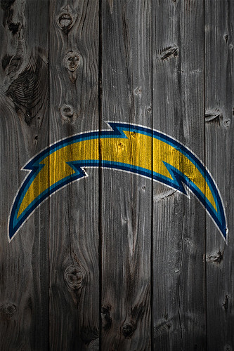 San Diego Chargers Wood Iphone 4 Background San Diego