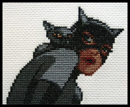 Catwoman | by riotpatch