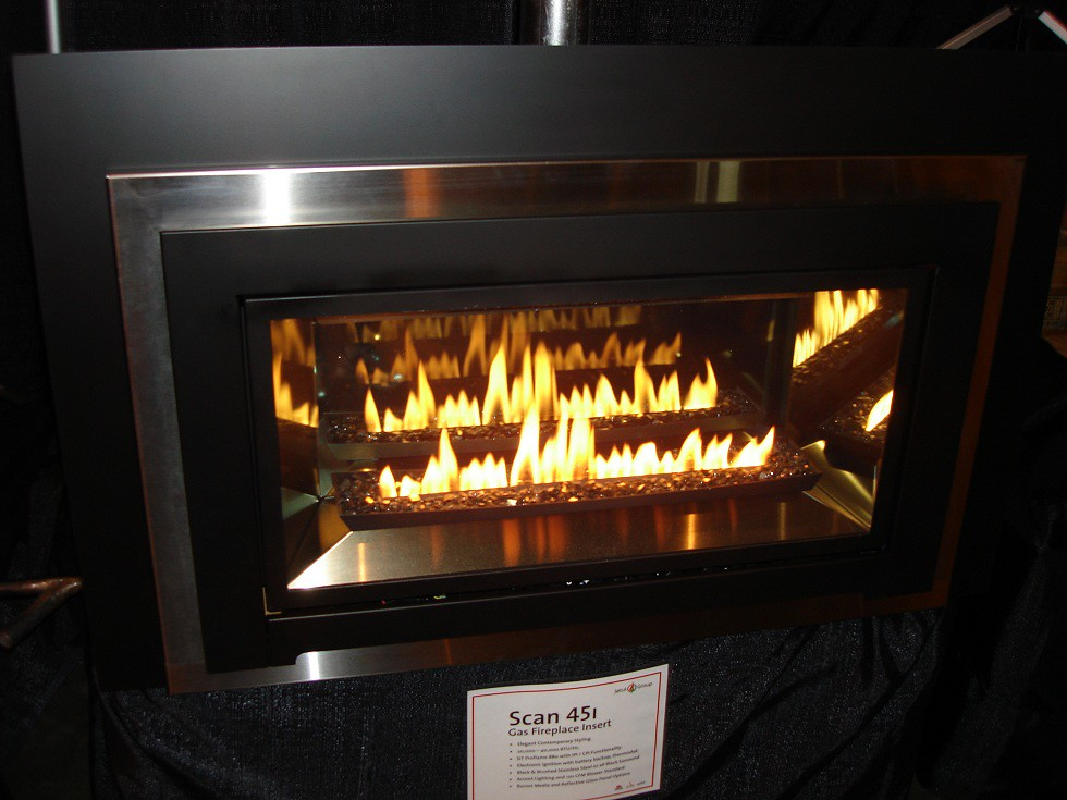 Jotul Scan 45 I Gas Fireplace Insert | View more fireplace ...