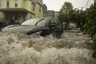 Flood car 7-10-2010 | by ChefMattRock