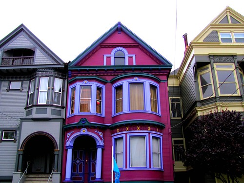 San Francisco Painted Ladys | by Demetrios Lyras
