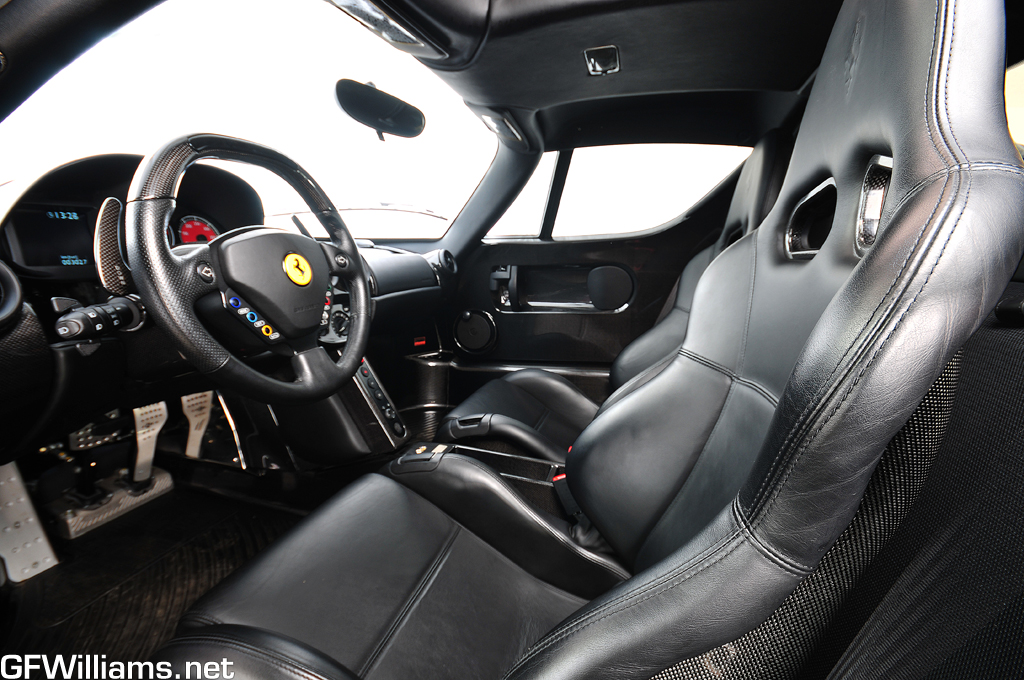 Ferrari Enzo Interior Gfwilliams Do Not Use Without Pe Flickr