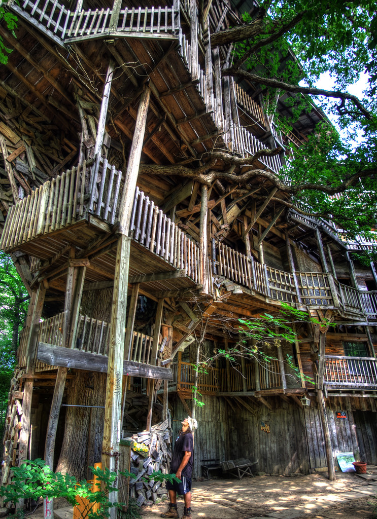 Minister S Treehouse Crossville Tn 09 11 12 Update The Flickr