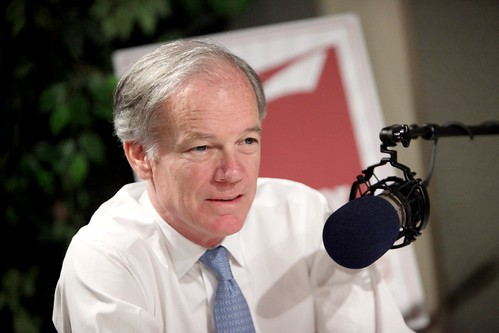 Where We Vote: Tom Foley | by WNPR - Connecticut Public Radio