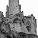 Castle in Peñafiel