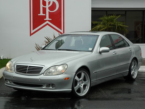 2001 mercedes benz s500 lorinser brilliant silver charcoal flickr. Black Bedroom Furniture Sets. Home Design Ideas