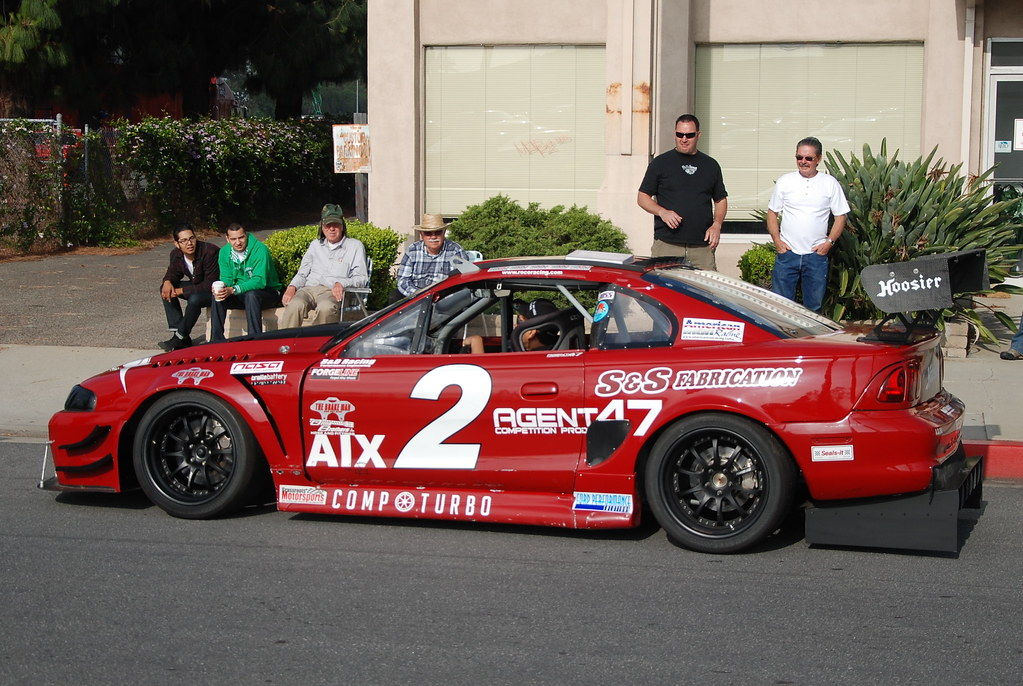 ford mustang american iron race car navymailman flickr