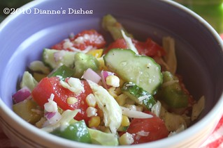 Another Summer Salad | by Dianne's Dishes