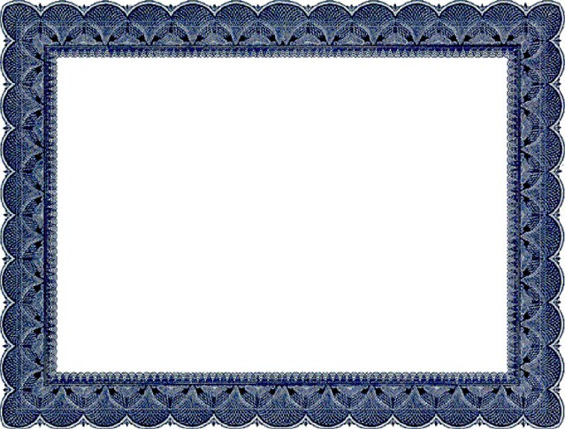 Certificate border flickr photo sharing for Certificate border template