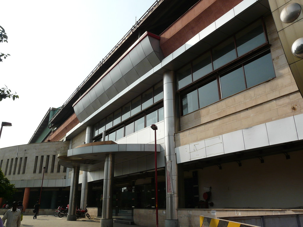 Kashmiri Gate Metro Station Route Kashmiri Gate Metro