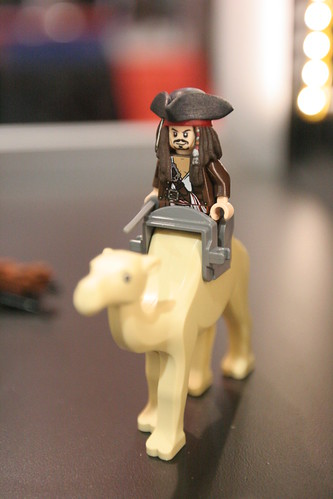 LEGO Pirates of the Caribbean - Jack Sparrow - 1 | by fbtb