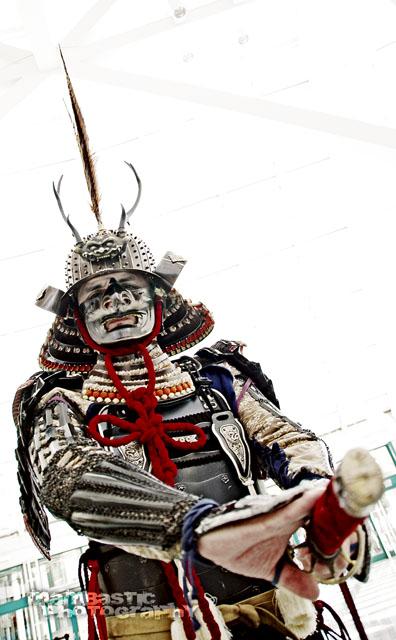 2010 Anime Expo - Samurai armor | If you would like to be ...