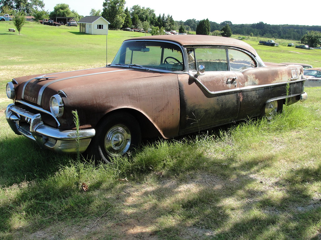 1955 pontiac 2 door hardtop papafry flickr for 1956 pontiac 2 door hardtop