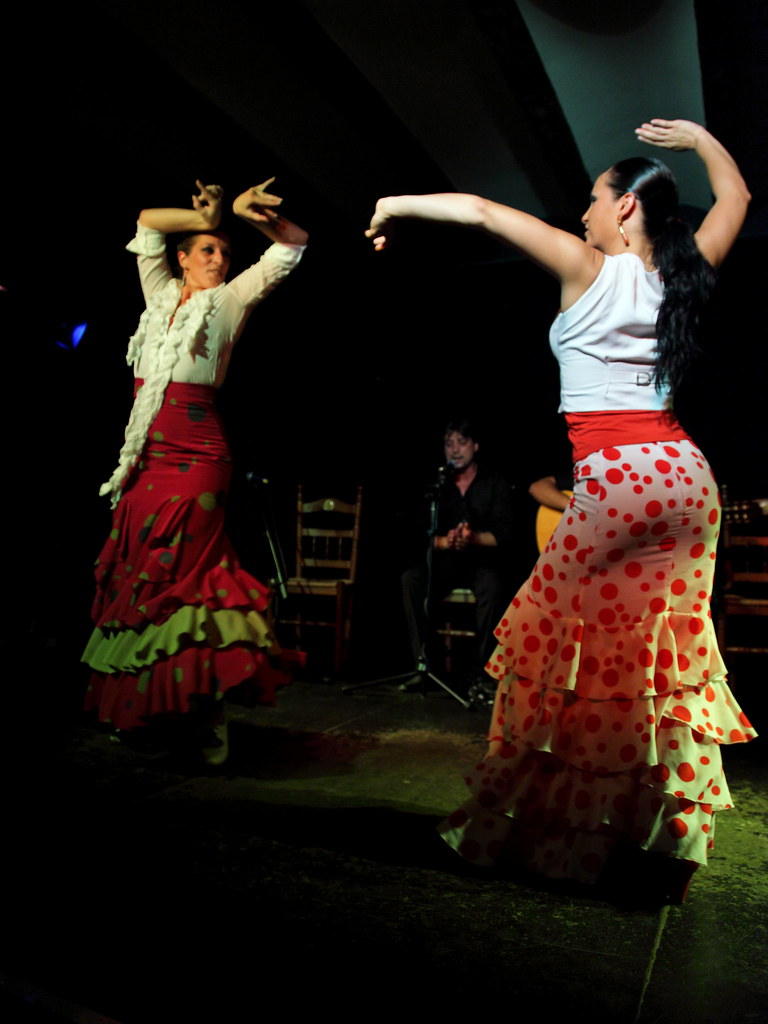 an analysis of influences of gypsies in the development of flamenco Flamenco: flamenco, form of song, dance, and instrumental (mostly guitar) music commonly associated with the andalusian roma (gypsies) of southern spain (there, the roma people are called gitanos) the roots of flamenco, though somewhat mysterious, seem to lie in the roma migration from rajasthan (in.