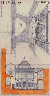 italia_florence sketch | by chrisC2000