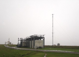 Guest Instrument Facility, AOS, and Tower | by ARM Climate Research Facility