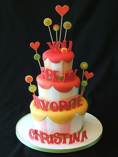 Christina's Cake | by Cakebox Special Occasion Cakes