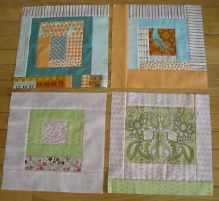 KCMQG charity quilt blocks | by vickivictoria