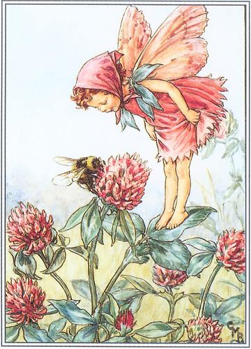 Mary Barker Flower Fairies Decorations