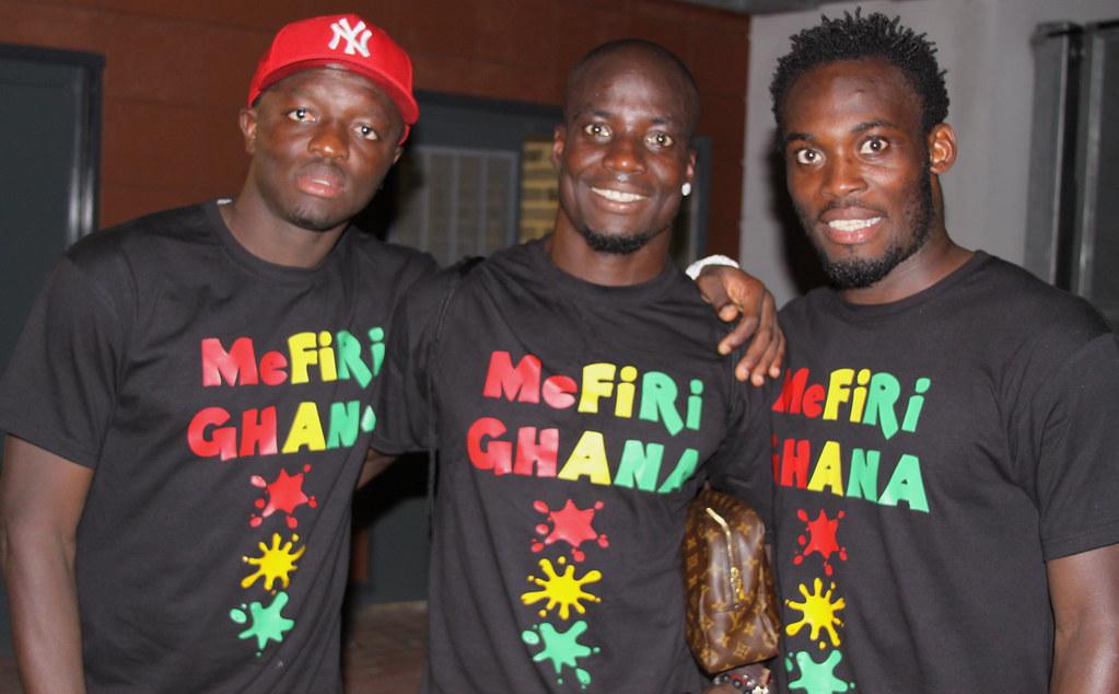 Ideal Ghanaian T-Shirt Ghanaian Clothing | Sulley Muntari Stephen … | Flickr SA46