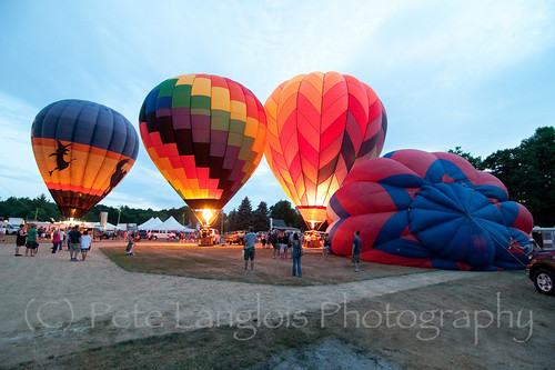 Hillsbororough Hot Air Balloon Festival | by Pete_Langlois